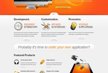 New tempting templates to any taste / by FlashMint - Flash Website Templates
