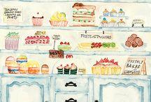 Dessert project / by Veronica Pisano