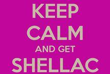Shellac Manicure & Pedicures