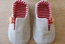 moldes de sapatinho