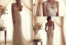 wedding dress / by Nat Dormer