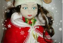 мои куклы
