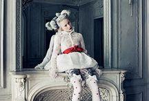 DOLLS - clothing inspiration / by Maaika Kruger