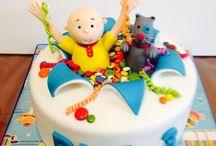 Ruca cakes