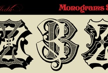 craft: monograms