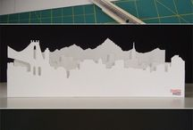 Paper art / Inspirituality