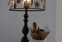Old utensils