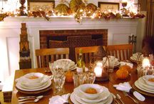 Fall Decorating Ideas / by Stacey Shaddix