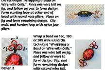 Jewellery:-Wire Work