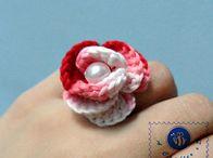 Ravelry: Rosy ring pattern by Maz Kwok.. Free pattern!