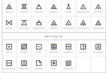 Tatuaje Geometrice