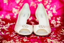 Shoes / Wedding shoes...who doesn't like a new pair of heels?!
