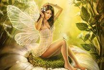 elfjes en engeltjes