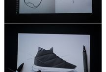 My sneakers design / Here you can find all the sneakers I've designed. Look out for the hashtag #aasneakersdesign