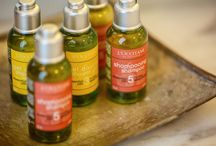 BeyEvi Amenities / Guests of BeyEvi will be pampered with L'Occitane skincare and bath products, five-o-clock tea accompanied with homemade snacks