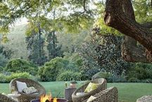 Outdoor Living Space / by Mercy Lovegrace