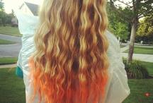 Food dye ( hair dye )