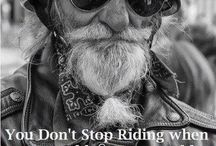 Live to ride...ride to live!!! / American Motorcycle Life / by Robert Bender