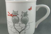 sharpie cups