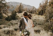 Elopement inspiration / Dreaming of eloping? Then this board is for you! It is filled with gorgeous portraits, decor and locations. Elopement, intimate wedding, eloping, outdoors wedding, small wedding, elopement inspo, elopement vows, elopement portraits, elopement ceremony, dream wedding, tiny wedding, budget wedding, stunning wedding location, elopement location,