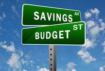 budgeting tips  / by Kimberlee Smith
