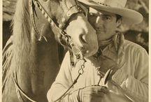 Cowboys -Tom Mix