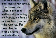 The wolf the gentleman