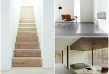Minimalist living / Less is more, a statement that fits perfectly into this interior style