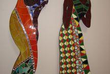 africanas mosaicos
