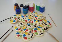 galletas de arte