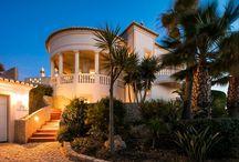 Algarve Luxury Real Estate / Luxury homes in the Algarve, Quintas, Villas... Some of them for sale or rent. Always inspriring.
