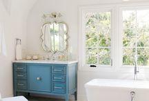 Baños con estilo propio. / Baños originales y diferentes