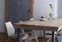 Dining room / Esszimmer / Comedor