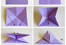 Déco / Origami
