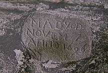Tombstones/Gravestones/Mausoleums. / A photo blog of gravestones/mausoleums throughout cemeteries