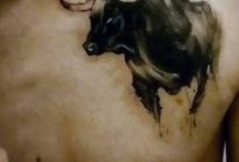 Bull Tattoo IDEAS