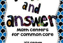 3rd grade math is the best math / by Erin Sturgess