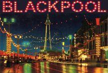 Old Blackpool Illuminations