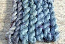 Yarn Spinning & Dyeing