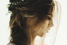 Kaylah's wedding hairstyles / Hair styles inspiration for Kaylah's wedding