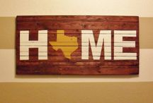wooden sign ideas