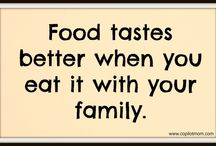 Quotes on food  / Fun quotes on Food, kitchen & Foodies