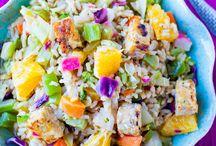 Vegan meals ideas / by Amanda Dotterer-Adams