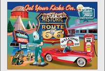 On The Trail of Old Route 66 / by Liz Paxton-Harry