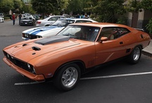 FUKN AWESOME MUSCLECARS OF OZ