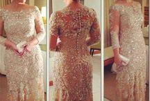 Vestidos pra mãe dá noiva
