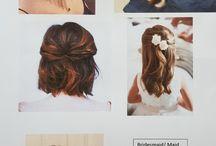 Debbie N - Bridal Hair