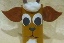wc papir guriga állatok