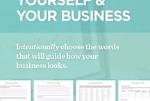 branding tips + tricks. / How to brand your blog or business to stand out from the crowd and make yourself instantly recognizable.