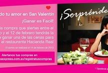 San Valentin 2013